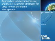 Approaches to Integrating Source and Plume Treatment Strategies ...