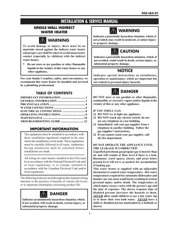 Service manual 3 troubles installation service manual lochinvar publicscrutiny Image collections