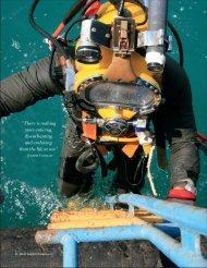 Saudi Aramco Divers Thrive in Depths