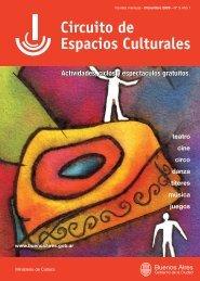 Complejo Cultural - Buenos Aires Ciudad