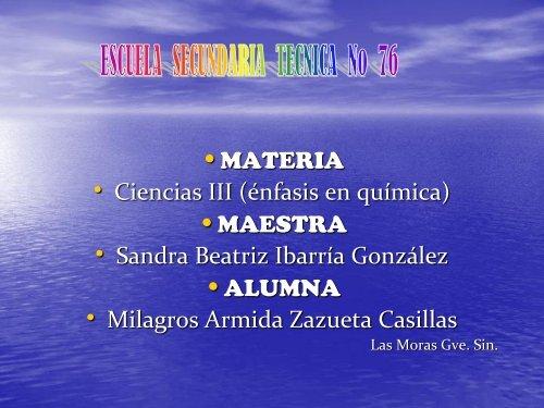 Exposición De Un Alumno Estructura Molecular Del Agua