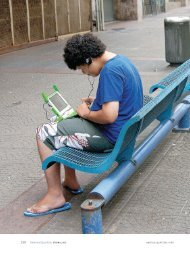 The Digital Divide and Social Inclusion - University of California, Irvine