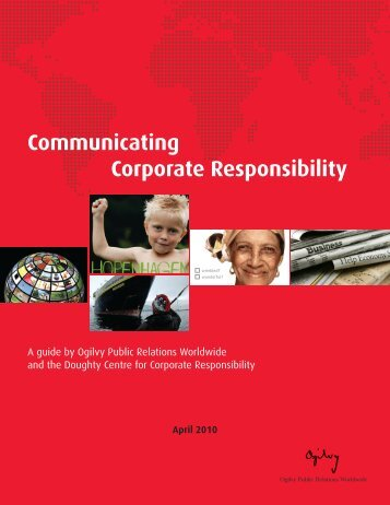 Communicating Corporate Responsibility - Ogilvy Public Relations ...