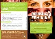 présentation du réseau Rbx O Féminin - Maison des Associations ...