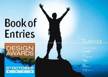 Design Awards Book of Entries 2012 f.pdf - Plastics New Zealand