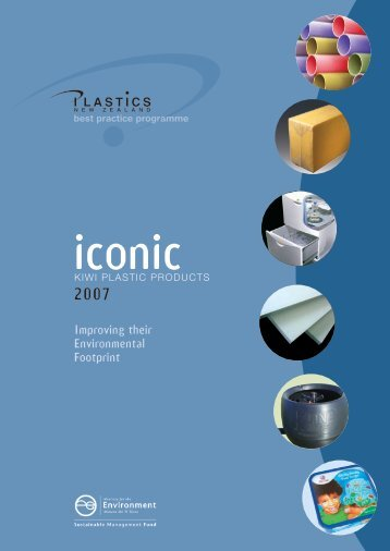 Iconic - Plastics New Zealand