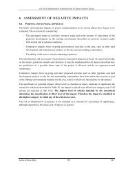 Chapter 6 - Assessment of Negative Impacts.pdf - Environmental ...