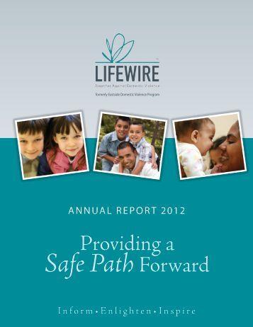 2011 Donors - Eastside Domestic Violence Program
