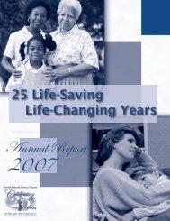 Annual Report - Eastside Domestic Violence Program