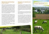 Folder ruilverkaveling Gooik - Vlaamse Landmaatschappij