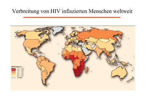 Bindung von HIV-1 an T-Zell Rezeptoren
