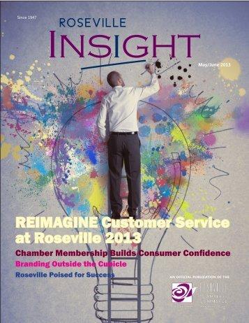 Insight Newsletter - Roseville Chamber of Commerce