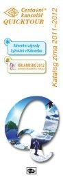 Katalog zima 2011–2012 - Quicktour