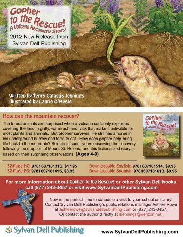 2012 New Release from Sylvan Dell Publishing How can the ...