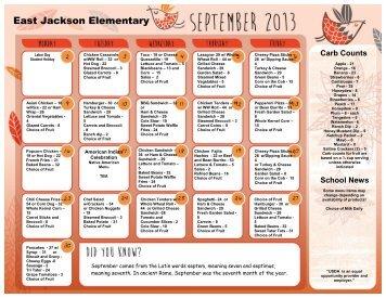 East Jackson Elementary - Jackson County Schools