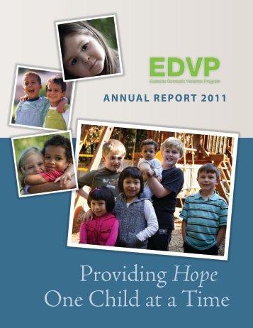 2010 Donors - Eastside Domestic Violence Program