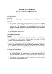 (Impuesto Sobre Vehículos de Tracción Mecánica 2013)