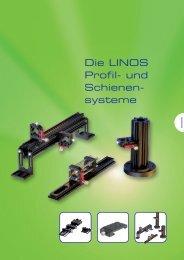 Die LINOS Profil- und Schienen- systeme - Qioptiq Q-Shop