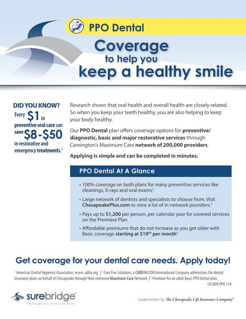 Ppo Dental Insurance No Waiting Period : Full Coverage ...