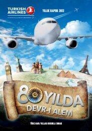 2012 Yıllık Rapor - Turkish Airlines
