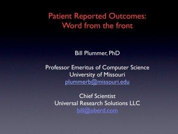 Bill Plummer