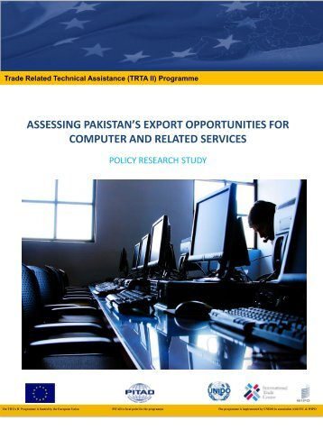 Assessing Pakistan's Export Opportunities for ... - TRTA Pakistan