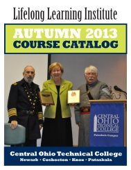 Autumn 2013 Course Catalog