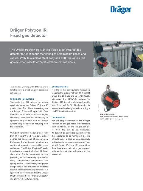 drager polytron 2 ir 334 manual