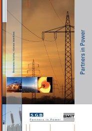 Le groupe SGB-SMIT est partenaire du secteur éolien