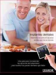 Rotafolio Educación del Paciente - Biomet 3i