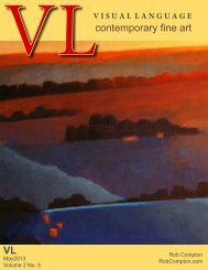 Visual Language Magazine VOl 2 No 5 May 2013