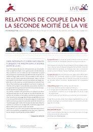 Newsletter IP12, Mars 2013, version française - Lives