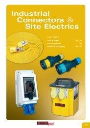 Industrial Connectors & Site Electrics - WF Senate