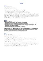 Agenda og prisinformation - Arrow ECS
