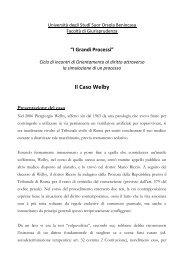 Presentazione - Istituto Universitario Suor Orsola Benincasa