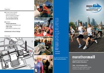 31st of October 2011 Frankfurt Fair and Exhibition ... - Marathonmall