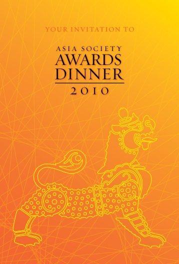 Download the invitation - Asia Society