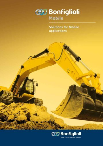Solutions for Mobile applications