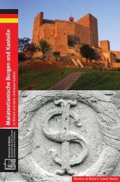 Malatestianische Burgen und Kastelle