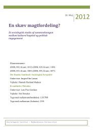 En#skæv#magtfordeling?# - sociologisk-notesblok