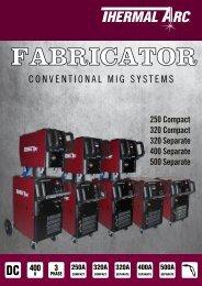 fabricator - Mig Tig Arc Welding Supplies
