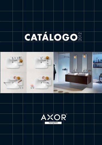 Catálogo de especificação Axor 2012 - Hansgrohe
