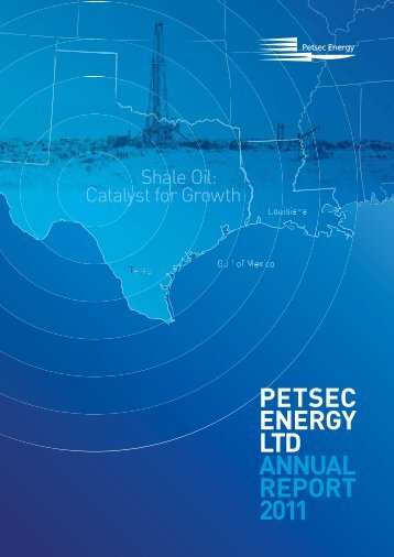 View PDF - Petsec Energy Ltd