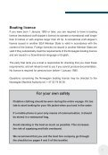 INFORMATION FOR TOURISTS - Page 3