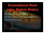 Exozodiacal Dust (aka. Debris Disks)