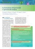 La formazione del personale e i percorsi di carriera - Page 5