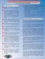 Categoria especial habitante fronterizo.pdf - Dirección General de ...