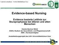 Evidence-based Nursing - ONGKG
