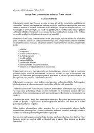 Latvijas Ārstu psihoterapeitu asociācijas Ētikas kodekss