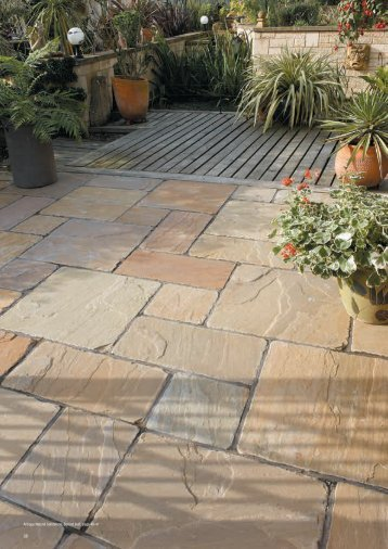 PATIOS AND WALLING - Travis Perkins